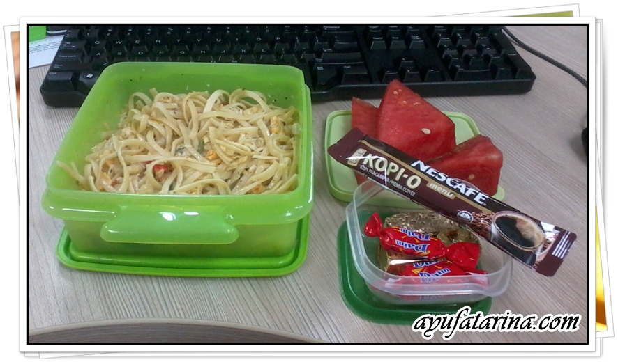 My Lunch 11012013