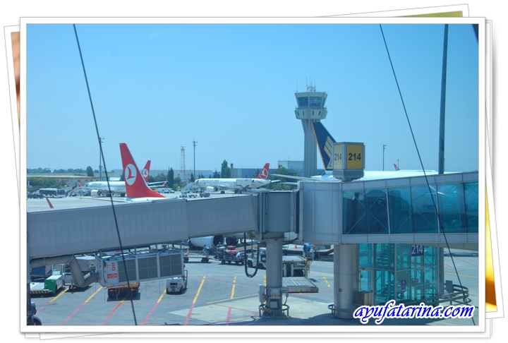 Attaturk Airport 3