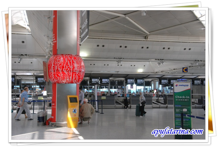 Inside Attaturk Airport 3