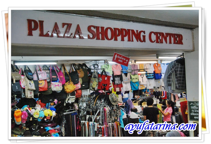 Plaza Shopping Center