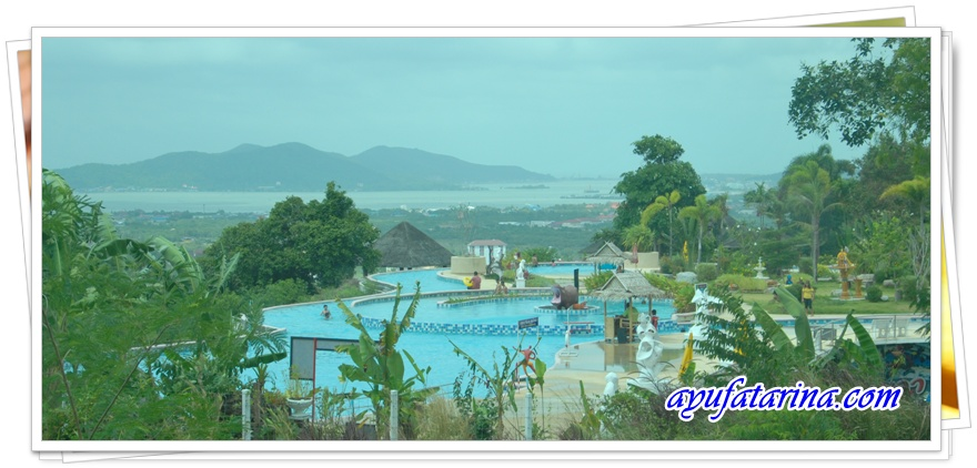 View of Songkhla Zoo Waterpark