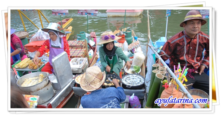 Floating Market - Chips