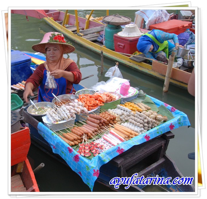 Floating Market - Finger Food