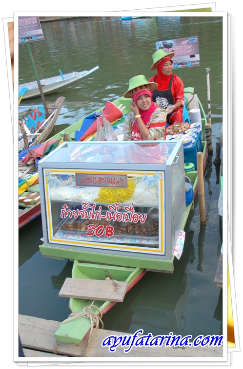 Floating Market - Food 2