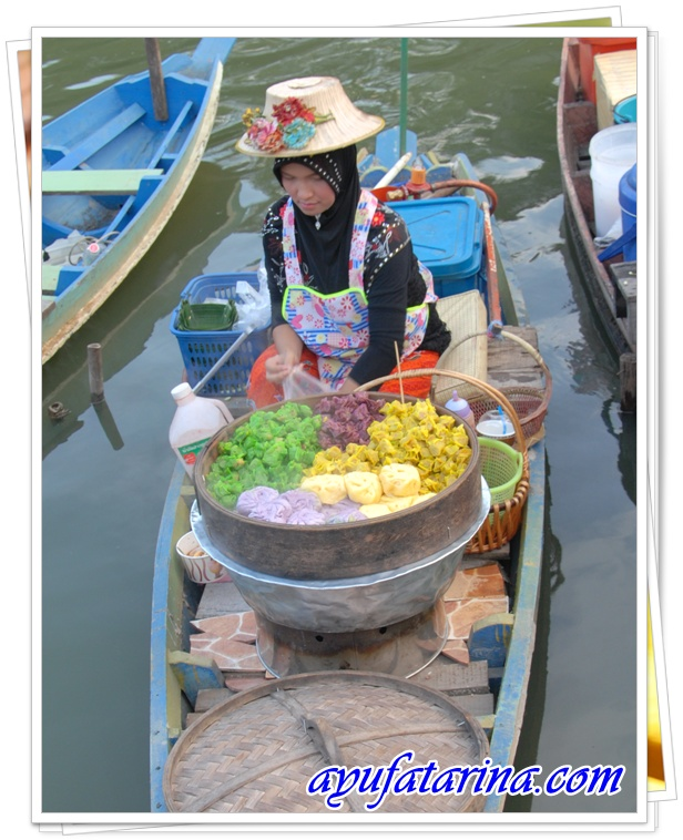Floating Market - Food 4