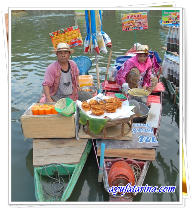 Floating Market - Food
