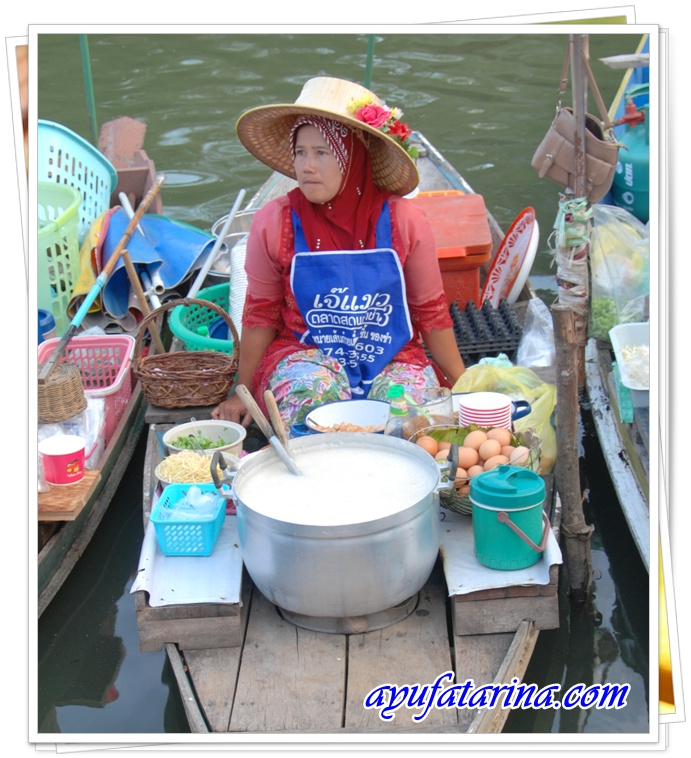 Floating Market - Porridge