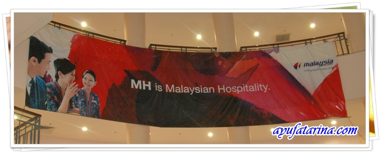 MH Is Malaysian Hopsitality Poster