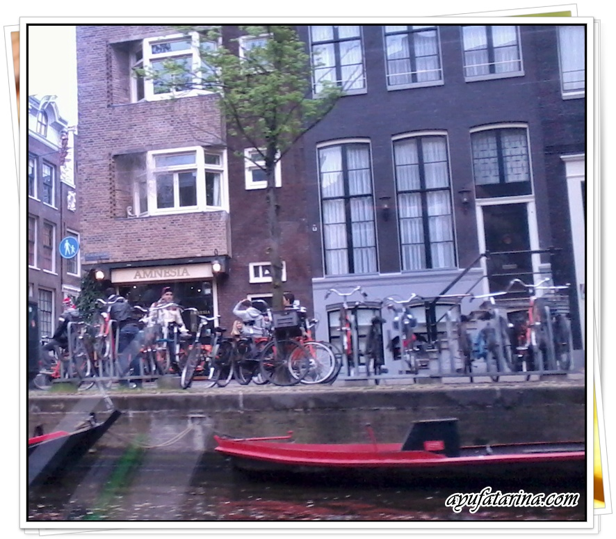 Canal Cruise Gray Line Amsterdam 11