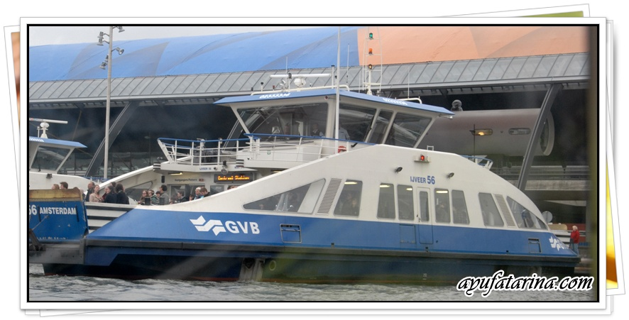 Canal Cruise Gray Line Amsterdam 16
