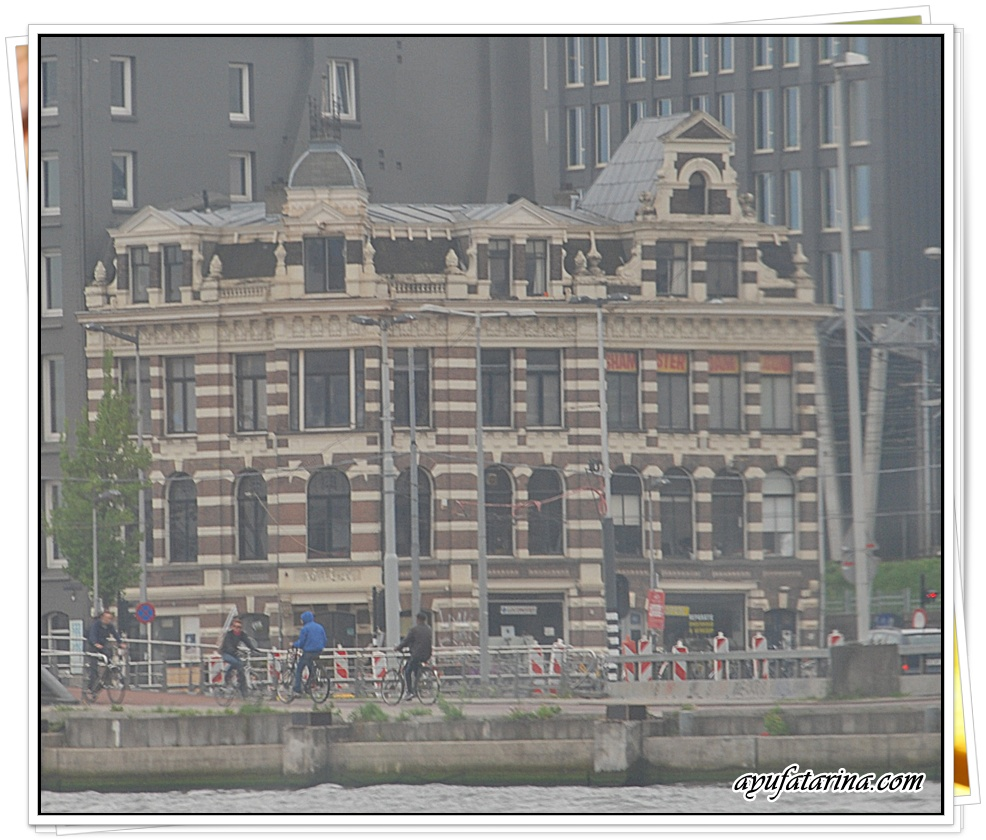 Canal Cruise Gray Line Amsterdam 17