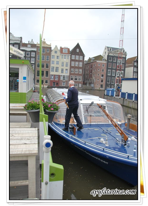 Canal Cruise Gray Line Amsterdam 23