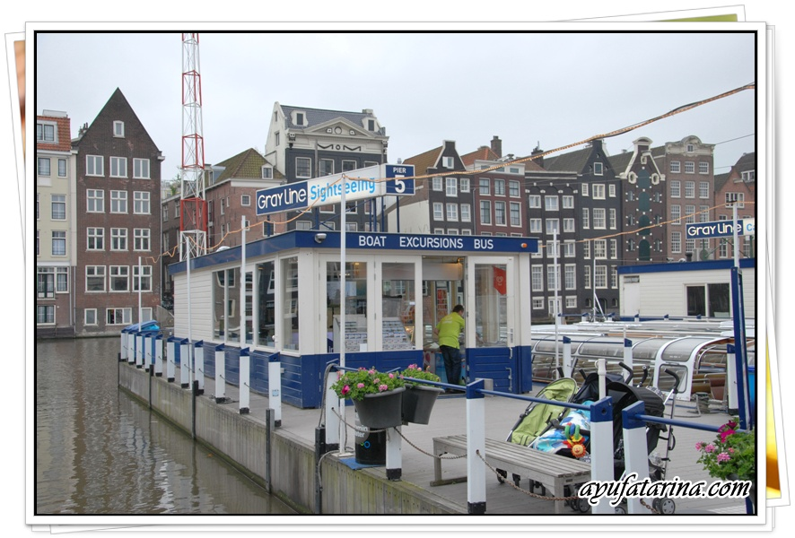 Canal Cruise Gray Line Amsterdam 24