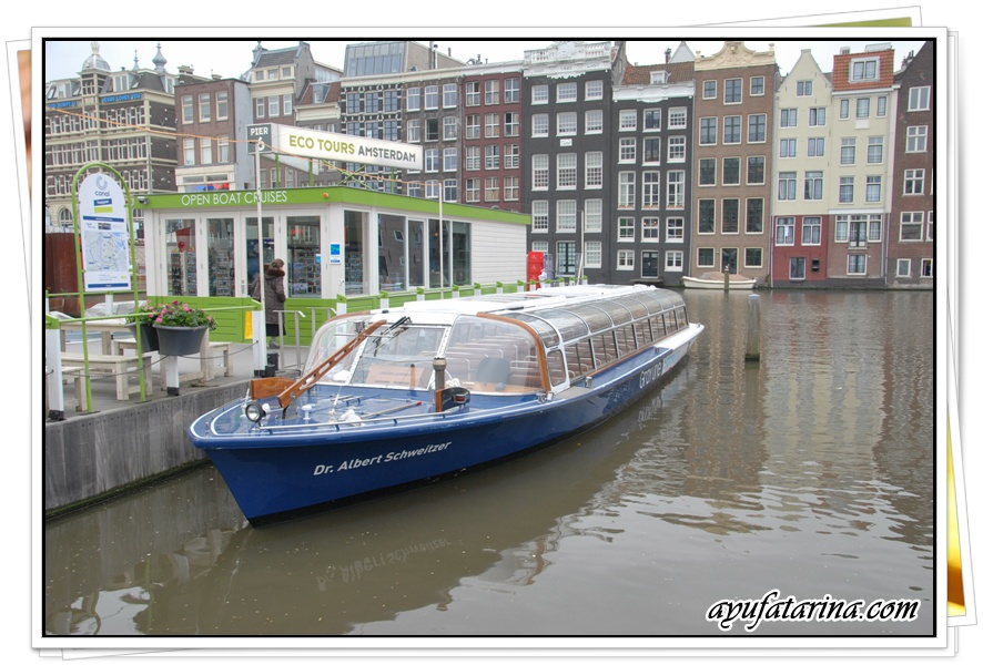 Canal Cruise Gray Line Amsterdam 26