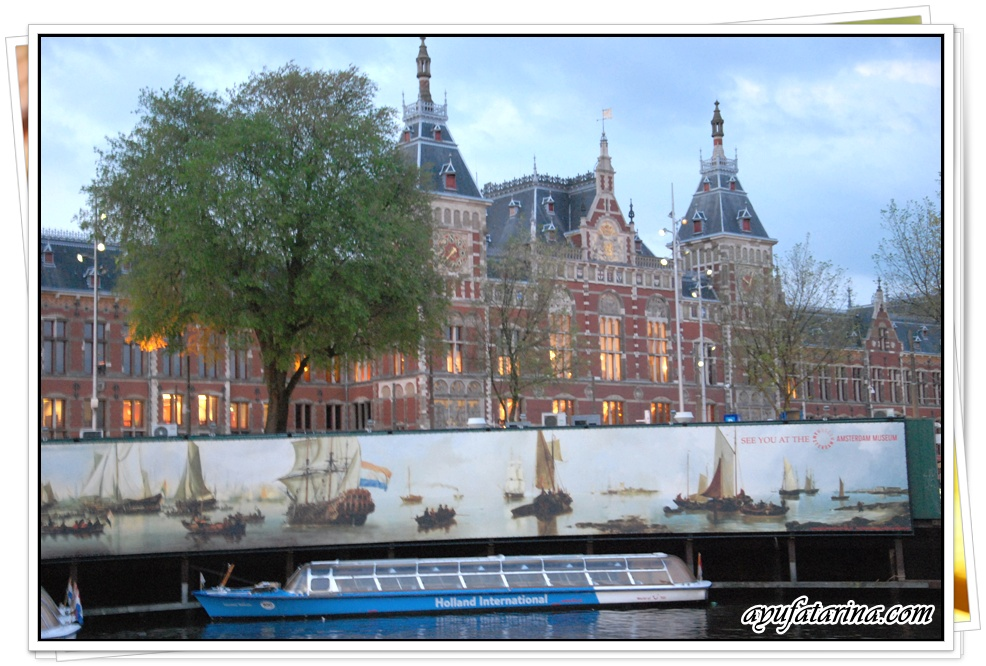Canal Cruise Gray Line Amsterdam 27