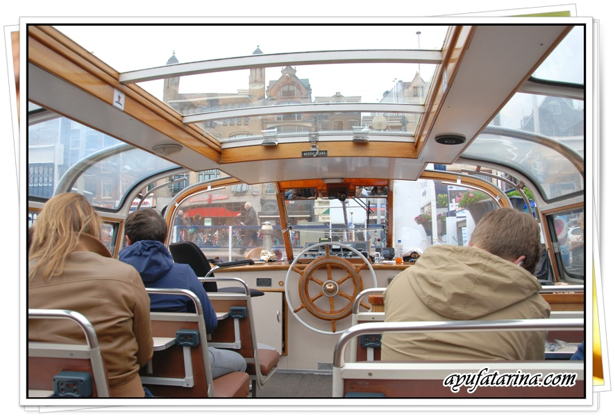 Canal Cruise Gray Line Amsterdam 2