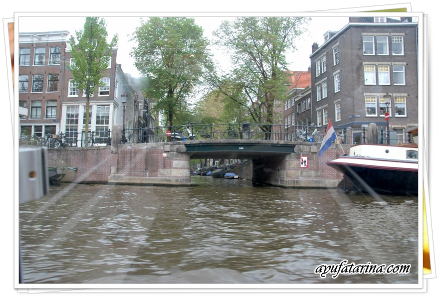 Canal Cruise Gray Line Amsterdam 3