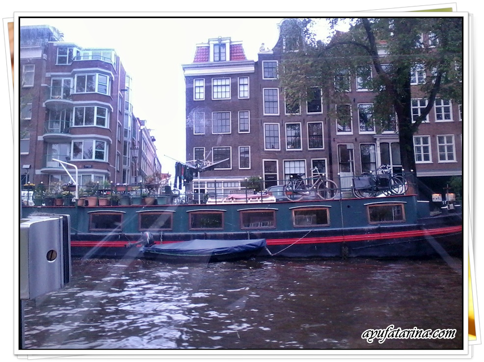 Canal Cruise Gray Line Amsterdam 9