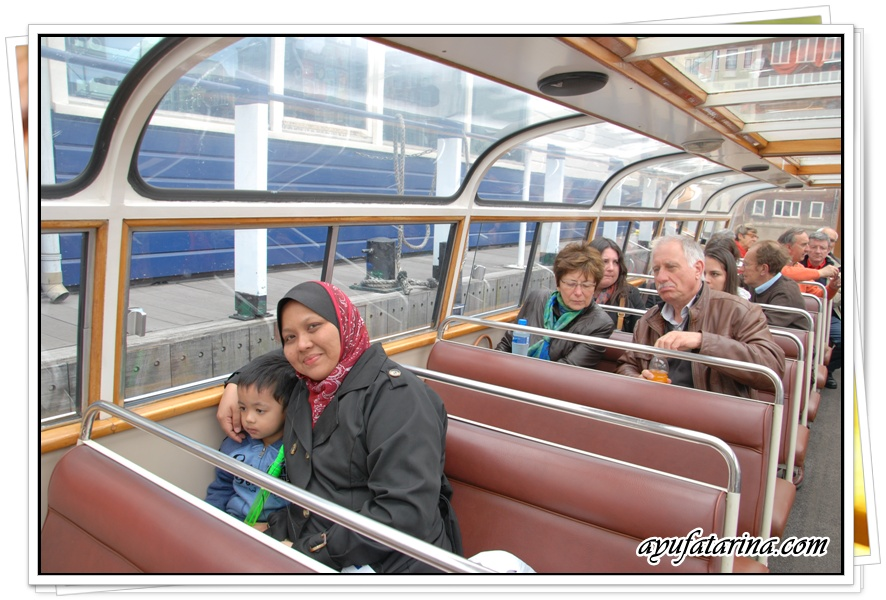Canal Cruise Gray Line Amsterdam