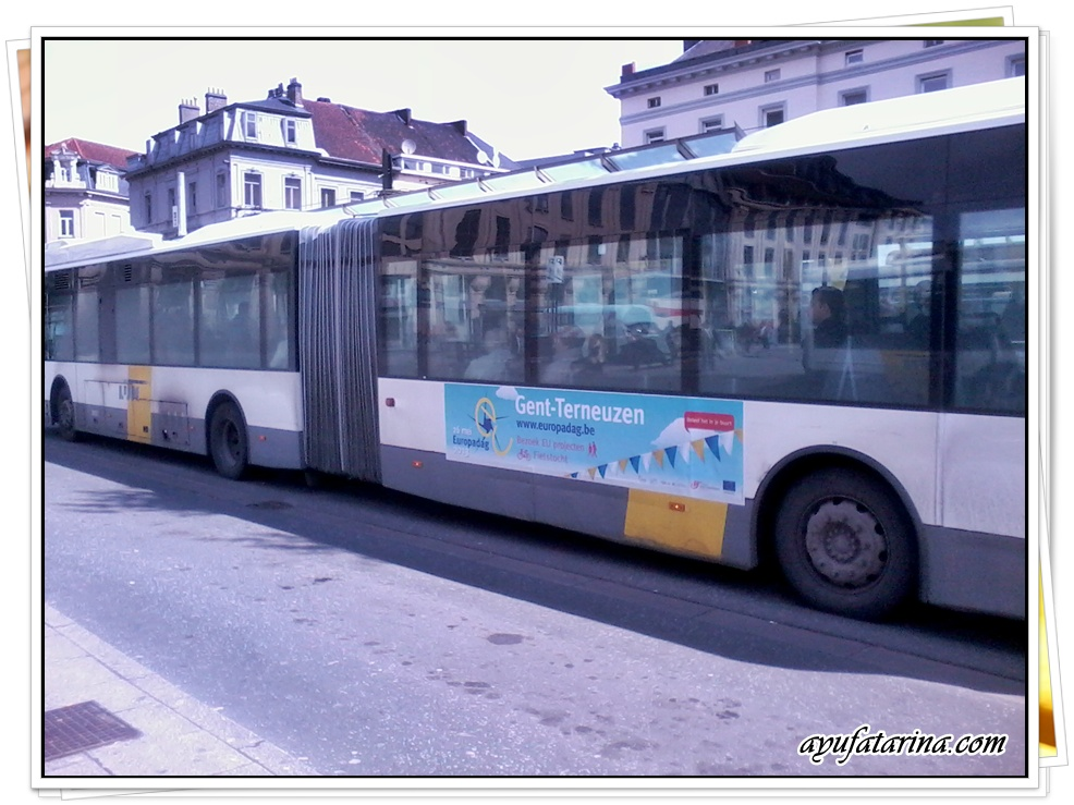 Ghent Bus