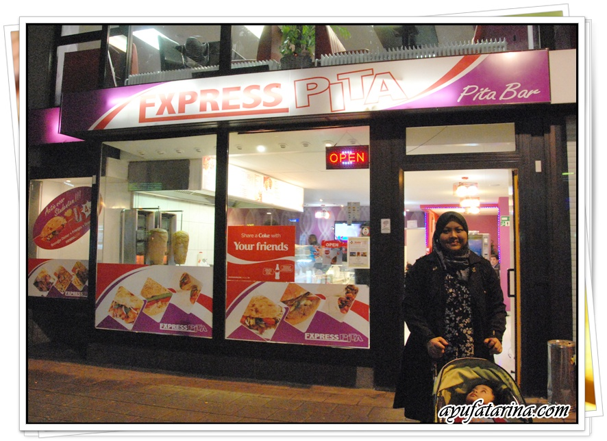 Halal Food in Antwerpen Belgium 3