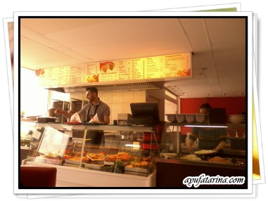 Halal Food in Antwerpen Belgium 5