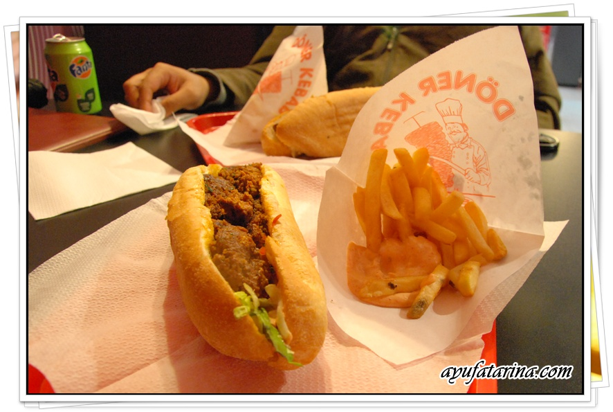 Halal Food in Antwerpen Belgium