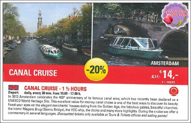 Amsterdam Tours and Tickets 11