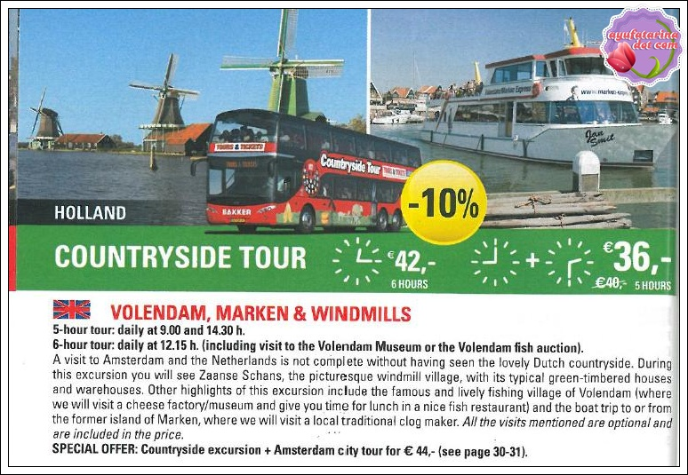 Amsterdam Tours and Tickets 12