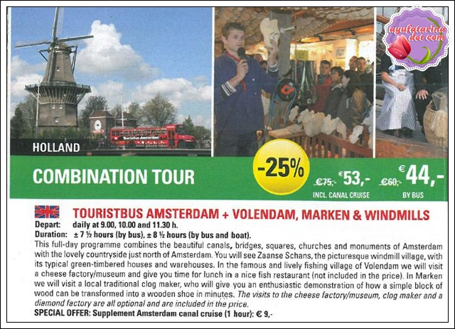 Amsterdam Tours and Tickets 13