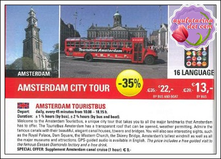 Amsterdam Tours and Tickets 7