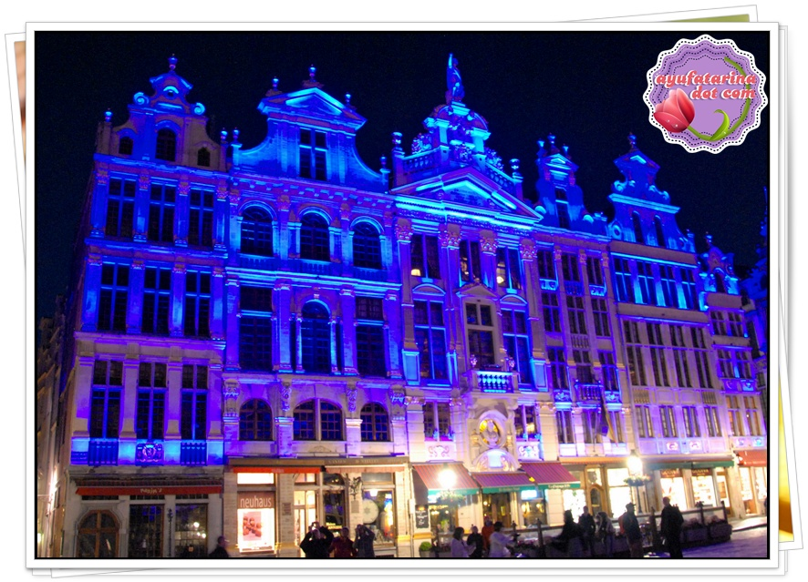 Grand Place 13
