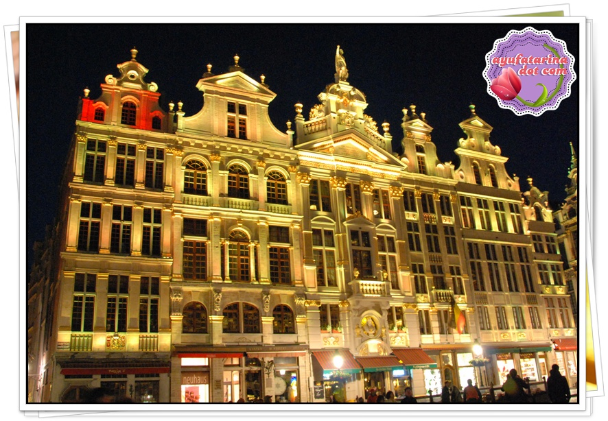Grand Place 14