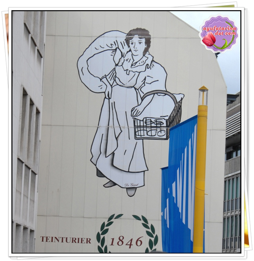 Murals at Brussels 3