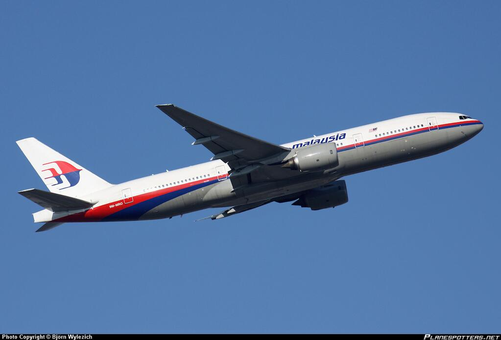 Being 777MH370 hilang di Beijing