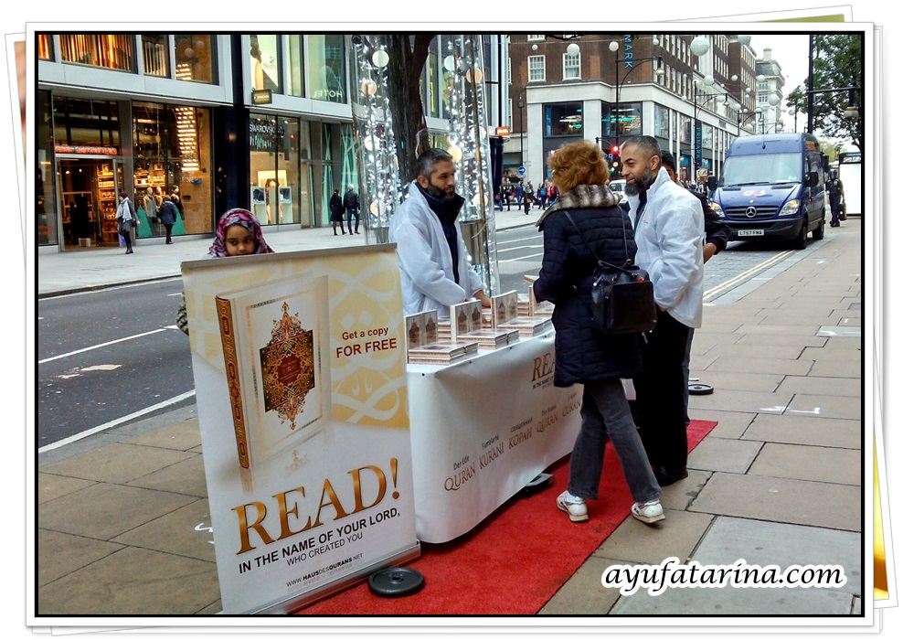 Quran Tafseer in London