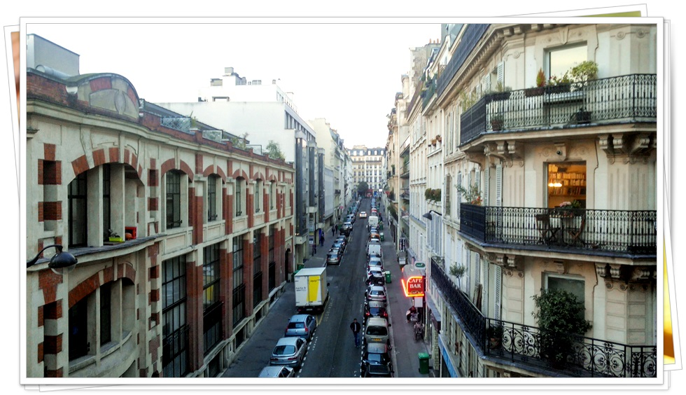 Buildings in Paris - Hotel 2