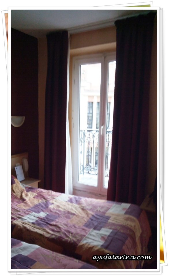 Hotel Altona Triple Room 4