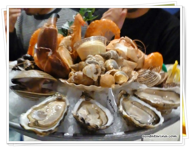 Seafood Toulouse 2