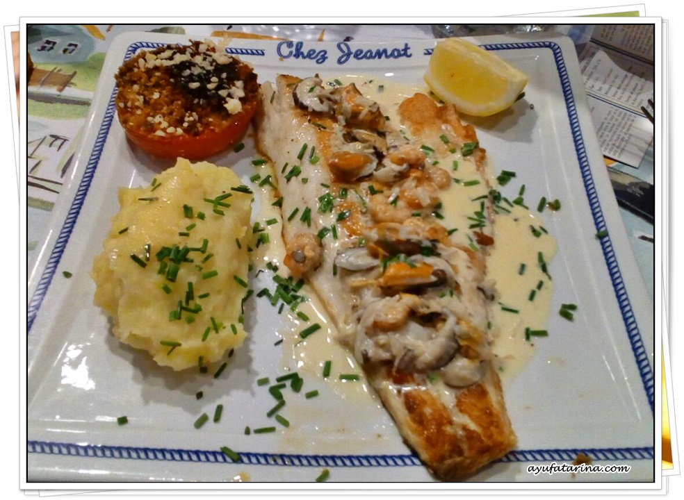 Seafood Toulouse