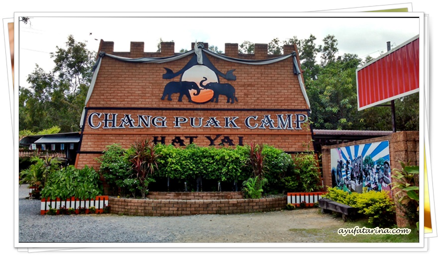 Chang Puak Camp Hatyai Entrace